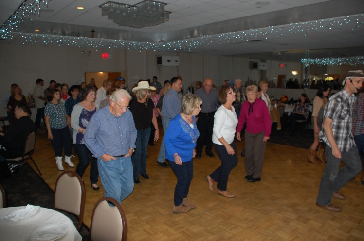 Country Western Night 2015